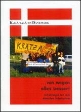 Cover der Broschüre zur Dänemark-Reise