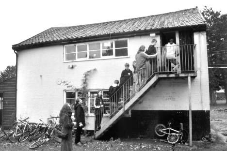 Summerhill Cafeteria